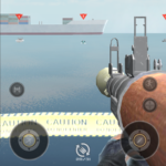 Defense Ops on the Ocean: Fighting Pirates  (MOD, Unlimited Money) 2.0