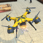 Drone Attack Flight Game 2020-New Spy Drone Games   (MOD, Unlimited Money) 1.5