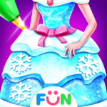 Ice Princess Comfy Cake -Baking Salon for Girls (MOD, Unlimited Money) 1.7