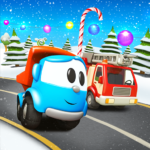Leo the Truck 2: Jigsaw Puzzles & Cars for Kids (MOD, Unlimited Money) 1.0.12