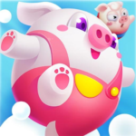 Piggy Boom Be the island king  (MOD, Unlimited Money) 4.6.0