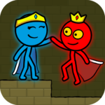 Red and Blue Stickman : Animation Parkour  (MOD, Unlimited Money) 1.1.5