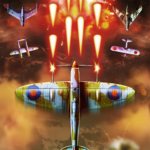 Top Fighter WWII airplane Shooter   (MOD, Unlimited Money) 4