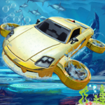 Underwater Flying Car Game (MOD, Unlimited Money) 1.0.2