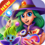 WitchLand – Bubble Shooter 2021 (MOD, Unlimited Money) 1.0.24