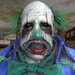 clown head haunted house granny game clown games (MOD, Unlimited Money) 1.2
