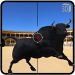 Angry Bull Attack Shooting (MOD, Unlimited Money) 802.0