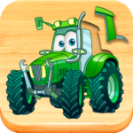 Car Puzzles for Toddlers (MOD, Unlimited Money) 3.5.1