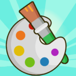 Coloring Book (MOD, Unlimited Money) 9.9