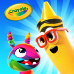 Crayola Create & Play: Coloring & Learning Games  1.53