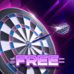 Darts and Chill: super fun, relaxing and free (MOD, Unlimited Money) 1.697