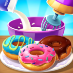 🍩🍩Make Donut – Interesting Cooking Game (MOD, Unlimited Money) 5.5.5052