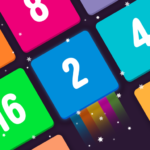 Merge Numbers-2048 Game  (MOD, Unlimited Money) 2.0.2