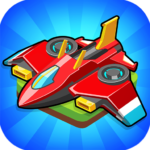 Merge Planes – Best Idle Relaxing Game (MOD, Unlimited Money) 1.1.32