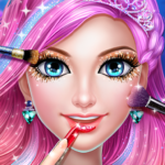 🧜‍♀️👸Mermaid Makeup Salon (MOD, Unlimited Money) 5.6.5052