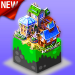 New Mini Craft Block Craft 3D Building Game (MOD, Unlimited Money) 11.1