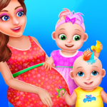 Pregnant Mommy: Twin Baby Care  1.0.15