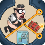 Prison Pin Rescue: Pull Him Out (MOD, Unlimited Money) 1.1.2