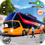 Tourist Coach Highway Driving (MOD, Unlimited Money) 1.0.6