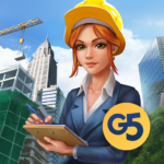 Mayor Match: Town Building Tycoon & Match-3 Puzzle (MOD, Unlimited Money) 1.1.102