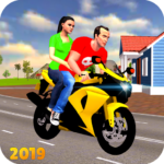 Offroad Bike Taxi Driver: Motorcycle Cab Rider (MOD, Unlimited Money) 3.2.1