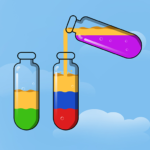 Puzzle Game &Water Sort Puzzle& Color Sorting Game  3.8