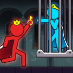 Red And Blue Stickman (MOD, Unlimited Money) 1.0.10