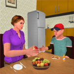 Virtual Mom Simulator: Step Mother Family Life (MOD, Unlimited Money) 1.07