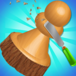 Wood Cutter – Wood Carving Simulator (MOD, Unlimited Money) 0.8