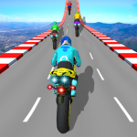 Bike Stunts New Games 2020:Free motorcycle games (MOD, Unlimited Money)
