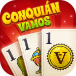 Conquian Vamos – The Best Card Game Online (MOD, Unlimited Money)