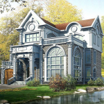 Houses Jigsaw Puzzles  2.10.9