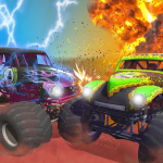 Mad monster truck challenge game 2021 (MOD, Unlimited Money)