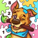 Art Games : Color by number (MOD, Unlimited Money)