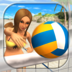 Beach Volleyball Paradise (MOD, Unlimited Money)