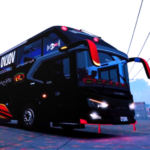 Bus Simulator Double Decker Indonesia : Livery Bus (MOD, Unlimited Money)