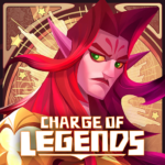 Charge of Legends (MOD, Unlimited Money)