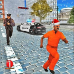 Drive Police Car Gangsters Chase : 2021 Free Games (MOD, Unlimited Money)