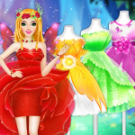 Fairy Princess Dress Up Games For Girls (MOD, Unlimited Money)