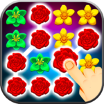 Flower Match Puzzle Game: New Flower Games 2020 (MOD, Unlimited Money)