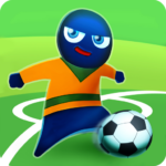 FootLOL: Crazy Soccer Free! Action Football game (MOD, Unlimited Money)