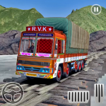 Indian Truck Cargo Driving Simulator 2021 (MOD, Unlimited Money)