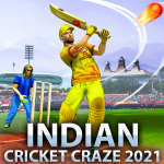 League of Indian Cricket Games-Real Cricket Craze (MOD, Unlimited Money)