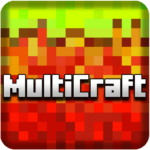 MultiCraft Pocket Edition : Crafting and Miner (MOD, Unlimited Money)