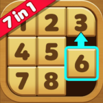 Number Puzzle – Classic Number Games – Num Riddle (MOD, Unlimited Money)