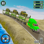 Off-Road Army Vehicle Transporter Truck (MOD, Unlimited Money)
