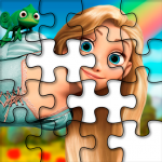 Princess Puzzles Games for Girls  4.13