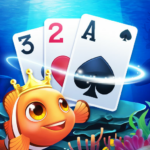 Solitaire Fish – Classic Klondike Card Game (MOD, Unlimited Money)