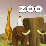 VR Zoo Wild Animals in Virtual Reality Polygon (MOD, Unlimited Money)