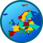 Europe map free (MOD, Unlimited Money)